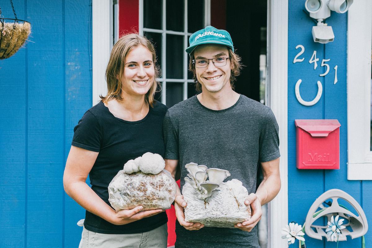 Mushroom Magic | Edible Alaska