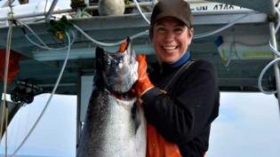 Mary Smith, Founder of Edible Alaska
